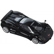 Motormax 73370bk Pagani Zonda F Nurburgring Black 1-24 Diecast Car Model