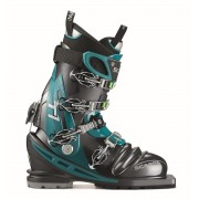 Scarpa T1Thermo - Antracite/Teal - Chaussures de ski 28,5
