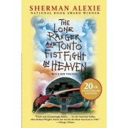 The Lone Ranger and Tonto Fistfight in Heaven, Paperback