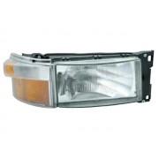 Scania 4-es fényszóró JOBB+Index