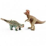 SCHLEICH igračka mali Saichania i Giganotosaurus 41426