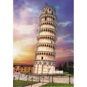 Puzzle Trefl - Tower of Pisa, 1.000 piese (58122)