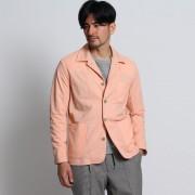 【SALE 60%OFF】タケオ キクチ TAKEO KIKUCHI ビンテージ調ジャージブルゾン[ メンズ ブルゾン ] (ピンク)