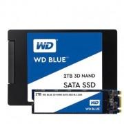 Western Digital Hard Disk Interno 250 GB SATA III, WDS250G2B0B