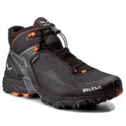 Salewa Trekkingi SALEWA - Ultra Flex Mid Gtx GORE-TEX 64416-0926 Black/Holland 0926
