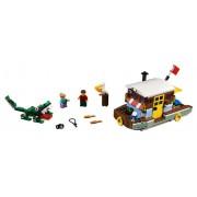 CASUTA DIN BARCA - LEGO (31093)