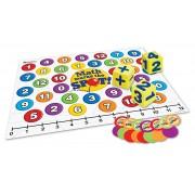 Joc matematica interactiva Learning Resources, 122 x 152 cm, 5 - 9 ani