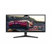 "LG 29UM69G 29"" Full HD LED Matt Black, Red computer monitor"