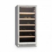 Botella 120S Wine Cooler 270 Liter Stainless Steel LED