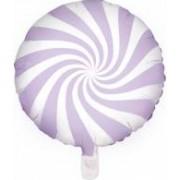 Balon Folie Acadea 45 cm mov pal