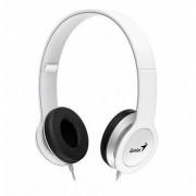Slušalice sa mikrofonom Genius HS-M430 W, Bele-