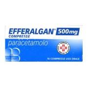 Bristol-Myers Squibb Srl Efferalgan 500 Mg Compresse 16 Compresse