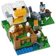 21140 LEGO Minecraft Csirkeudvar