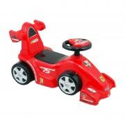 Masina de impins copii Baby Mix UR HZ601 W Car Bolid Red
