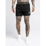 Sik Silk Cartel Swim Shorts Black L