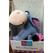 Fisher Price Baby's First Friend Winnie the Pooh's Eeyore Huggable Animal