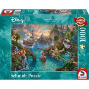 999 Games Peter Pan's Never Land - Puzzel (1000)