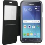 Husa Flip Goospery My-Wow Samsung Galaxy J5 J500 2015 Gri