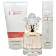 Avon Life EDP Spray For Her Full Gift Set