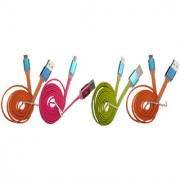 Olac Micro USB Data Cables (Pack of 4)