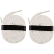Fashion Gateway 36 Inch Sports Shoe Cotton SL13 Shoe Lace(White Set of 2)