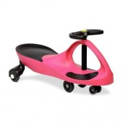 Kids Ride Pedal Free Swing Car 79cm - Pink