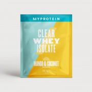 Myprotein Clear Whey Isolate (Sample) - 25.7g - Mango & Coconut