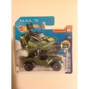 Hot Wheels Short Card HW Screen Time Halo UNSC Warthog #2/365