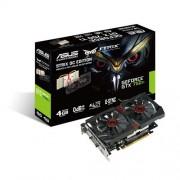 ASUS STRIX-GTX750TI-DC2OC-4GD5 NVIDIA GeForce GTX 750 Ti 4Go