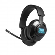 HEADPHONES, JBL QUANTUM 400, Gaming, Microphone, Black (JBLQUANTUM400BLK)