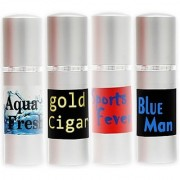 Fragrance And Fashion Pack Of 4 Travelling Perfumes Combo Set (Set Of 4)