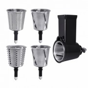 Accesoriu mixere Electrolux Assistent Kitchen Machine - set 4 razatori
