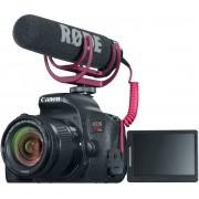 Canon EOS 800D + 18-55mm F/4-5.6 IS STM + VideoMic GO - 2 Anni Di Garanzia in Italia