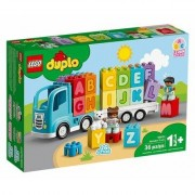 Lego Klocki LEGO Duplo 10915 Ciężarówka z alfabetem