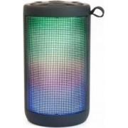 Boxa Portabila E-Boda The Beat 300 Bluetooth LED Neagra