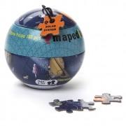 Puzzle MomKi Mapedia Sistemul Solar