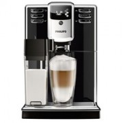 """Philips Series 5000 EP5360 - machine à café automatique avec buse vapeur """"Cappuccino"""" - noir laqué (EP5360/10)"""