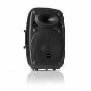 Auna Pro SLK-12-A, активен високоговорител за PA, 700 W, 12 инча, USB и SD портове, MP3 (PAS4-SLK12 A)