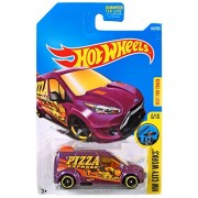 Hot Wheels Pizza Express Ford Transit Connect 2017