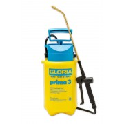 Pulverizator Gloria Prima 3 Capacitate rezervor 3 litri Presiune de operare 3 bar Galben