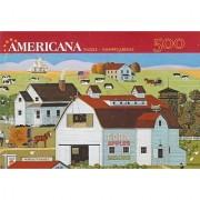 Americana Puzzle - Allen's Farm by Mega Puzzles