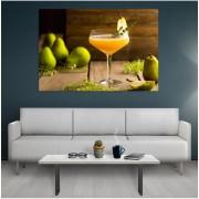 Tablou canvas Cocktail, 120x80 cm