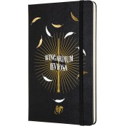 Moleskine - Harry Potter Wingardium Leviosa Notebook