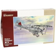 """Special Hobby Vickers Vildebeest Mk IV """"Perseus Engine Version"""" RAF Biplane with Resin Parts Model Kit (1/72 Scale)"""