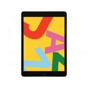Apple iPad APPLE 2019 Gris Espacial - MW6E2TY (10.2'' - 128 GB - Chip A10 Fusion - Wi-Fi + Cellular)