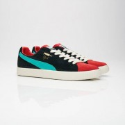 Puma Clyde From The Archive High Risk Red/Puma Black/Whisper White