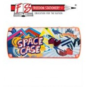Freedom Space Case Pencil Box, Retail Packaging,