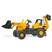 Rolly Toys Traktor Junior JCB