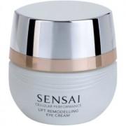 Sensai Cellular Performance Lifting crema para contorno de ojos con efecto lifting con efecto remodelador 15 ml