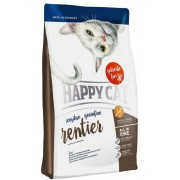 Hrana uscata pisici - Happy Cat Sensitive - Grainfree Rentier - 300 g